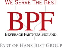 Beverage Partners Finland Oy logo