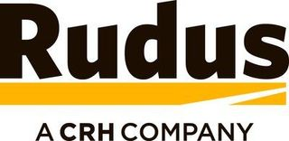 Rudus Oy logo